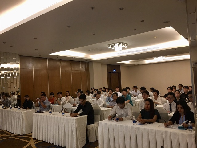 Dong Nai organizes a training course on Hotel Reception