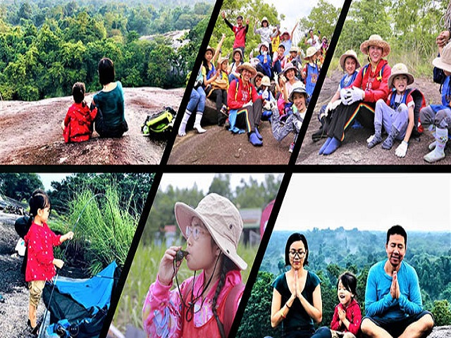 Benefits of forest eco-tourism for children