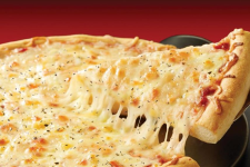 5 cheese pizza