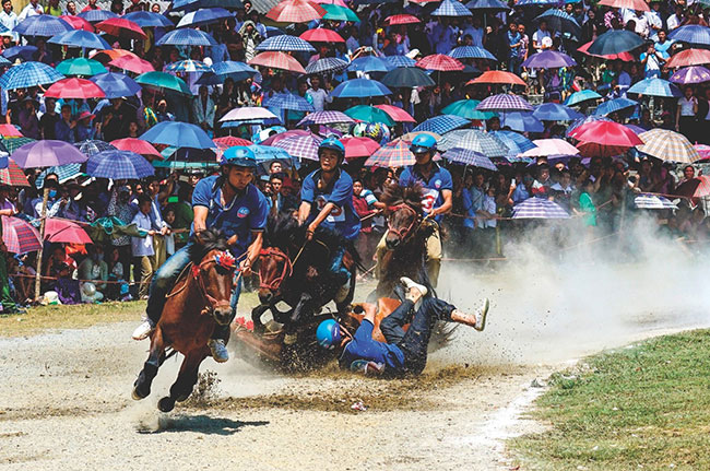 Welcome Bac Ha White Highland Festival in 2019 The White Horse Summer Highland Event