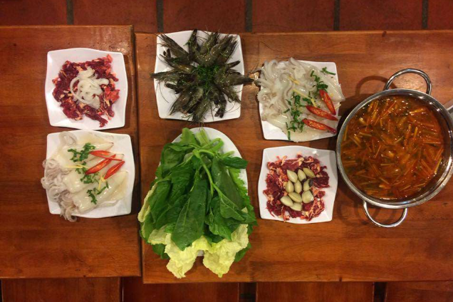 Lẩu Thái Thai hot pot