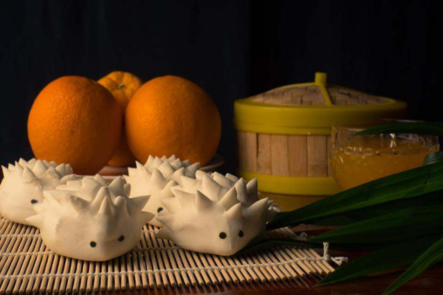 Hedgehog Dumplings
