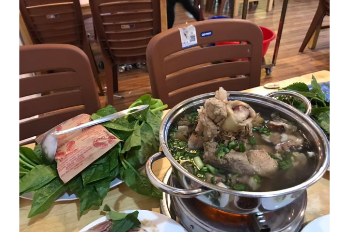 Hot Pot Mixed
