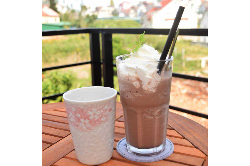 Cocoa Cream Milk