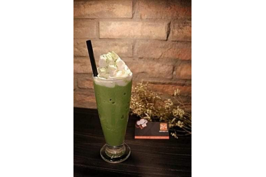 Matcha Cream Milk