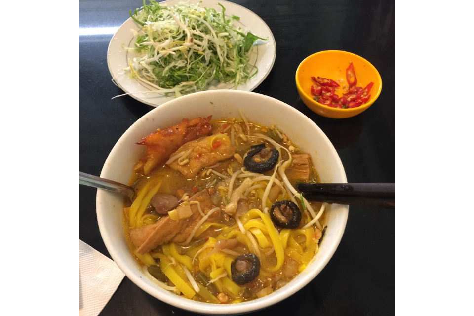 Quang Chay Noodle