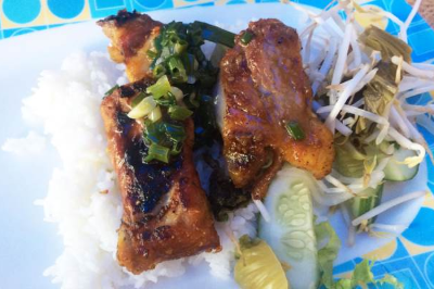 Chicken Rib Rice