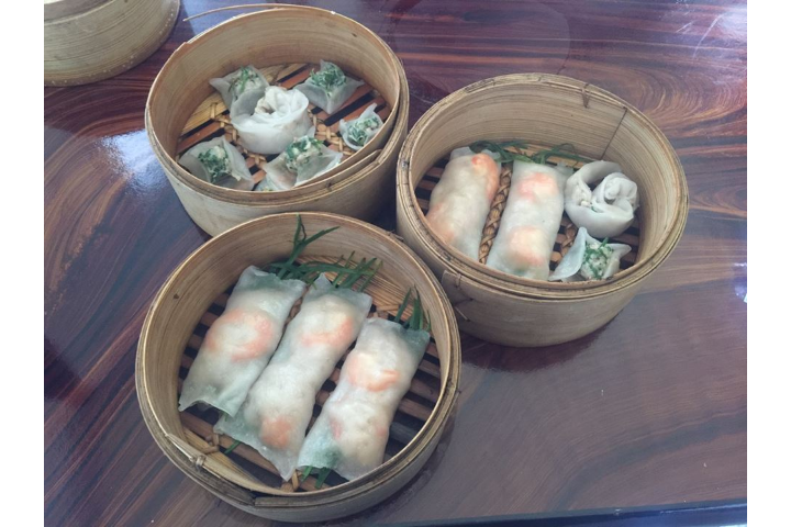 Traditional Dimsum