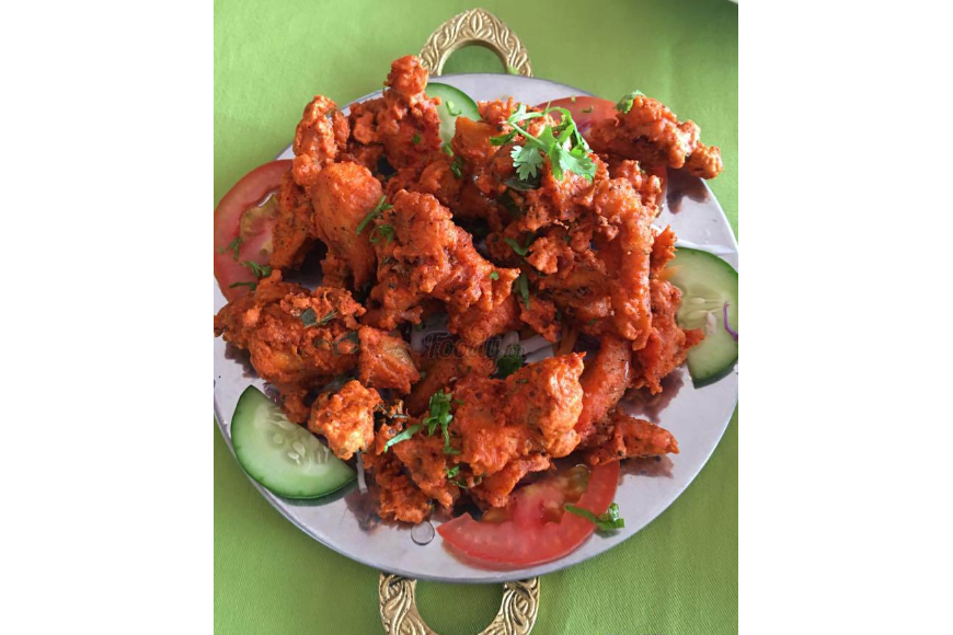 Grilled Masala