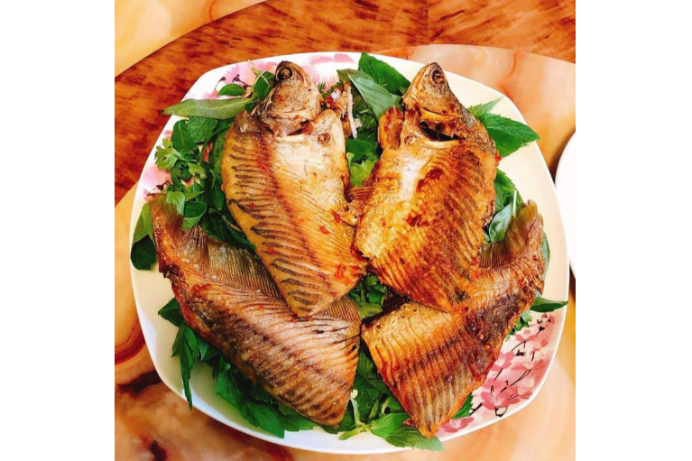 Sapa Grilled Fish Silver Paper