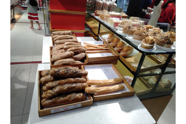 Assorted Sweet Bread