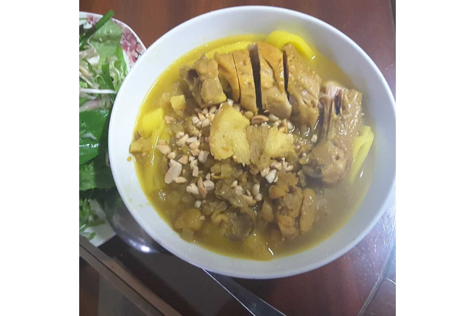 Quang noodle Chicken Thighs