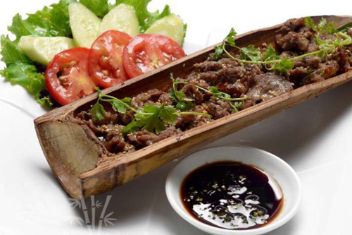 Beef Grilled Beef Tube