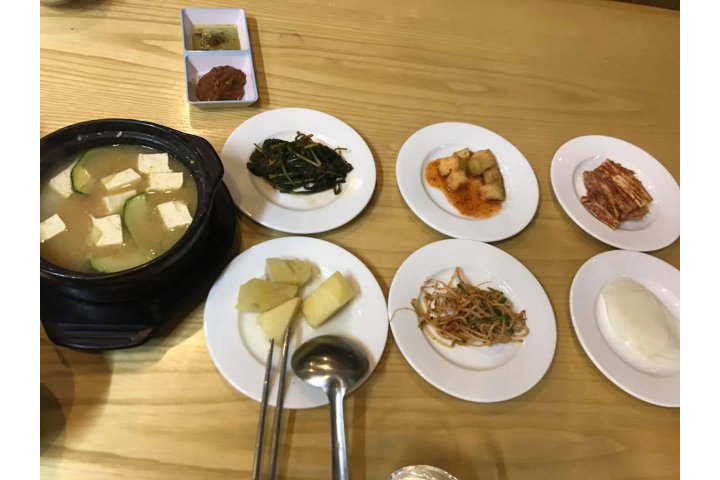 Tofu Soup And Other Dishes