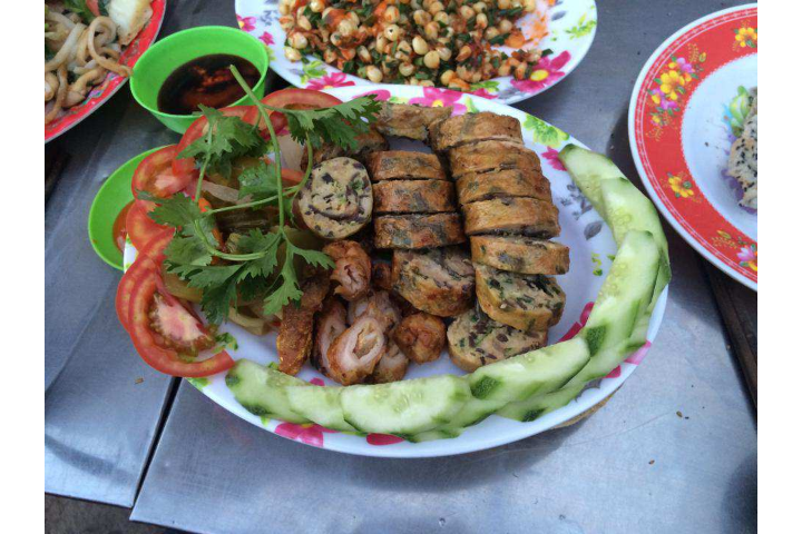 Tails Fried Nghe