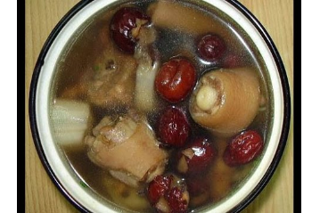 Pork Tails Chinese tradictional medicine