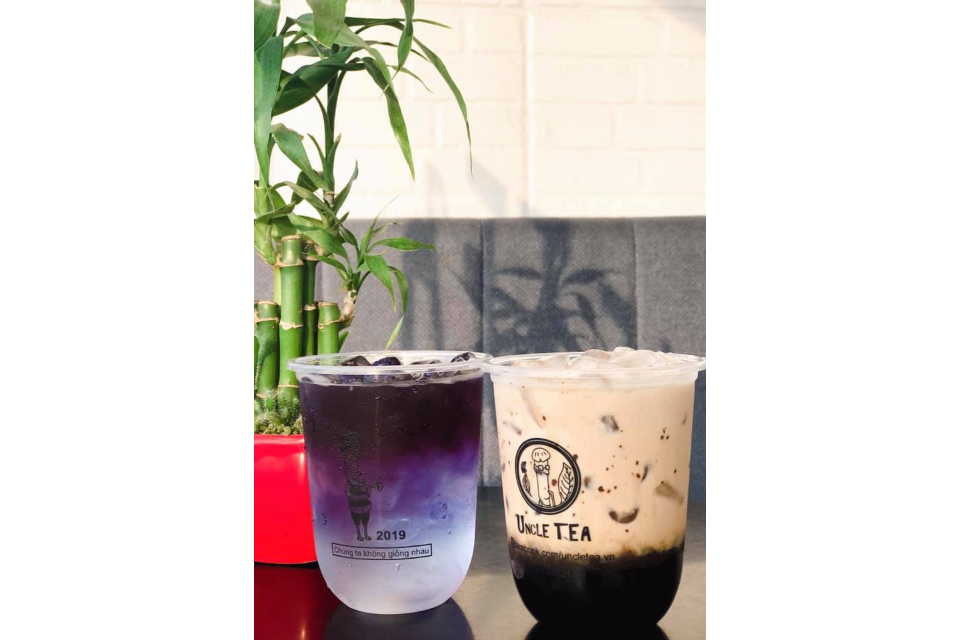 Black Sugar Milk Tea And Fruit Milk Tea