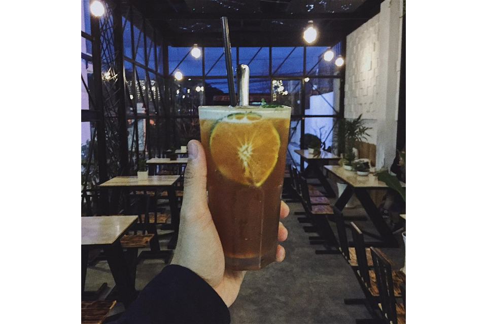 Peach Orange Tea
