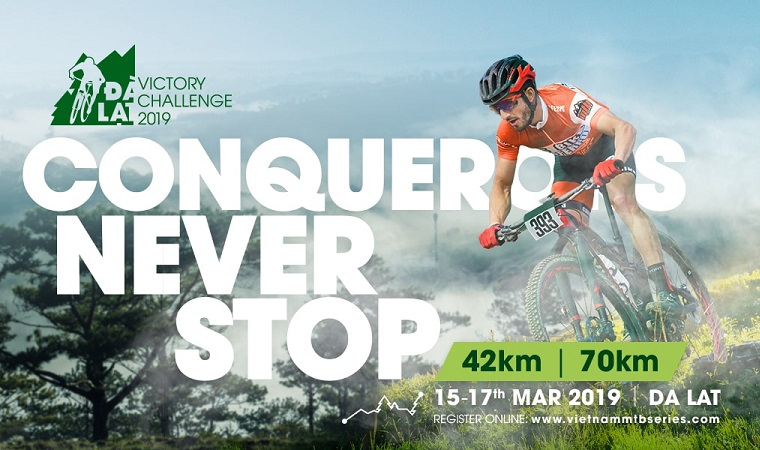 Dalat Victory Challenge 2019 - Conquerors Never Stop