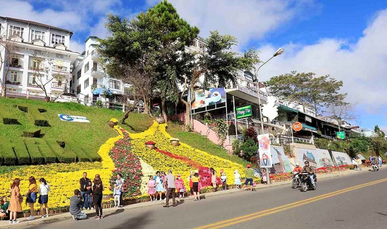 Dalat Flower Festival 2019: Every day a different flower theme