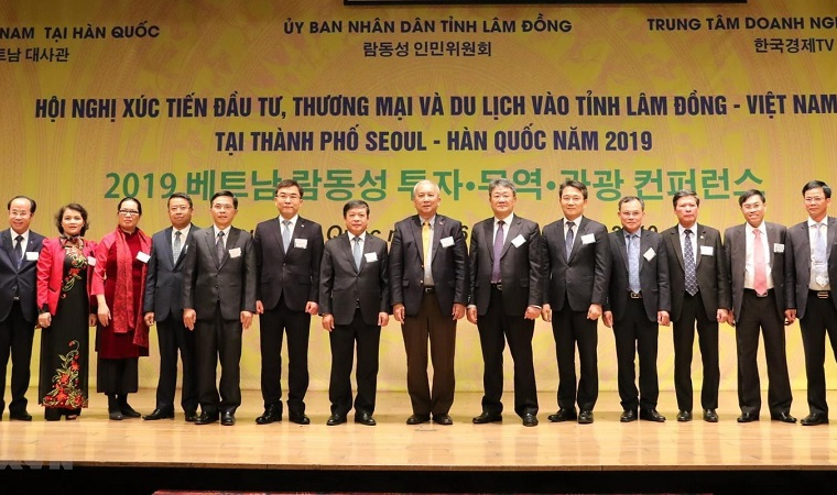 Korea: Promoting trade, investment and tourism in Lam Dong