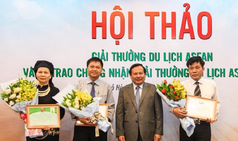 Hue, Hoi An, Da Lat is awarded the ASEAN clean tourism city