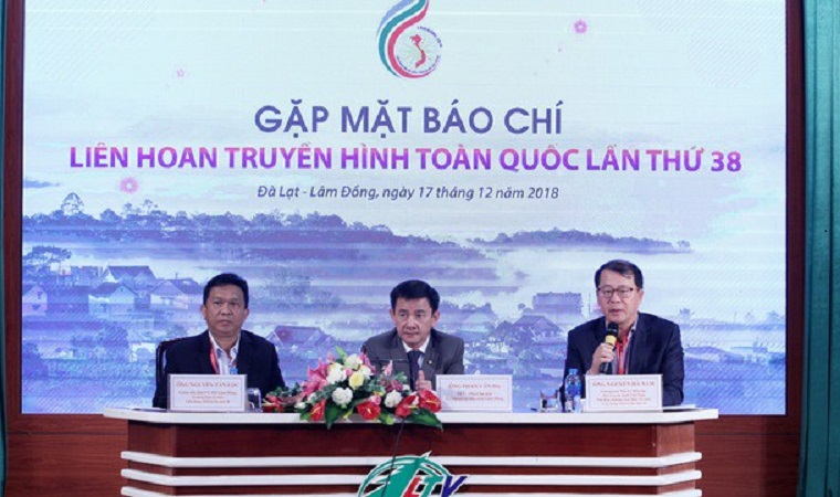 National Television Festival takes place in Da Lat