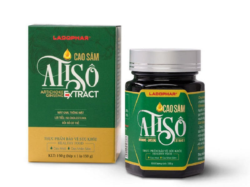 Cao sâm Actiso 150g H/1