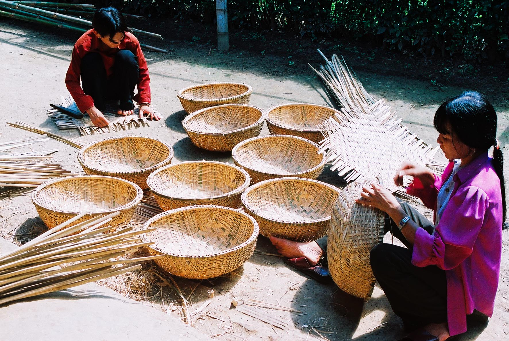 Handicraft Villages