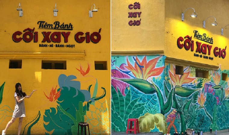 The Dalat Golden Wall is back and more beneficial than ever
